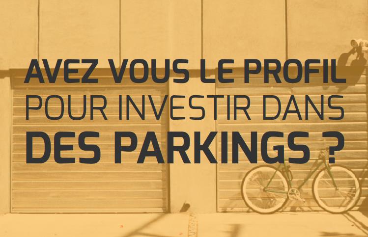 Feature - Infographie - Profil Investir dans Parkings