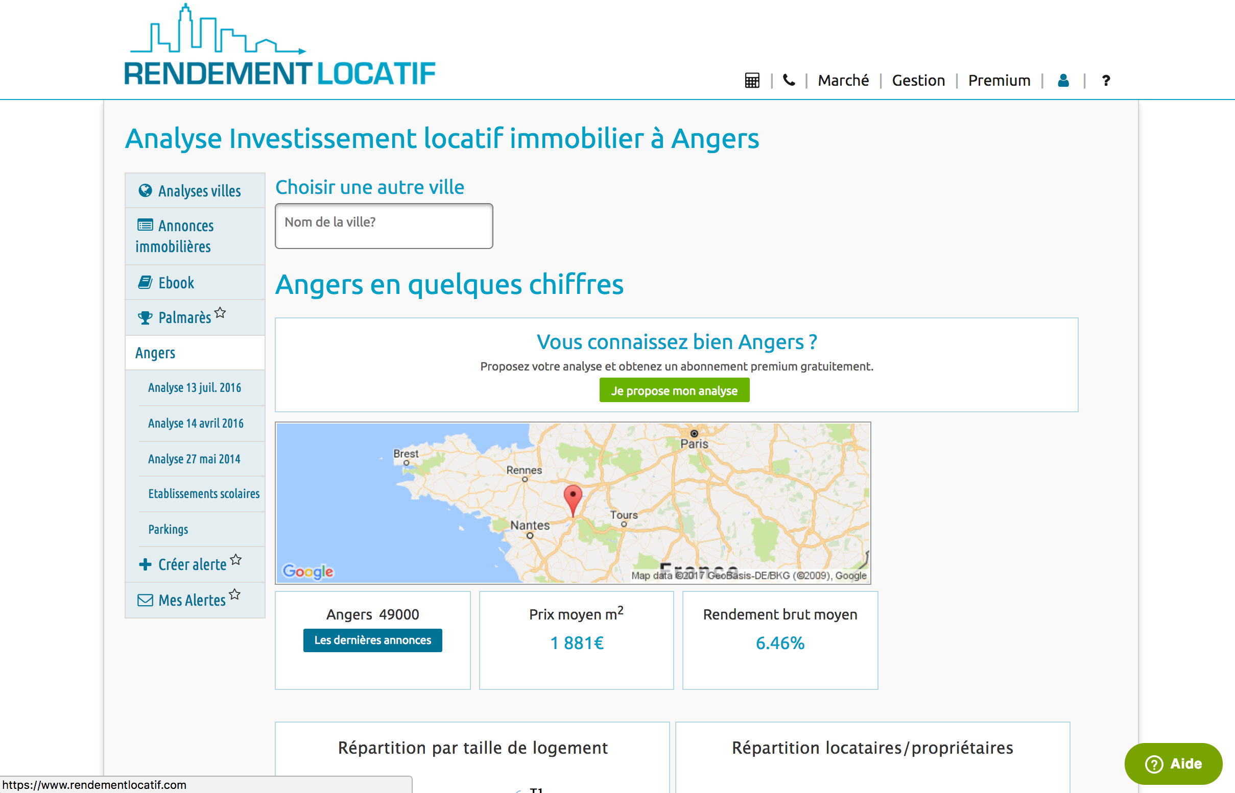 107 Principes Immobiliers - Rendement Locatif - Prix immobiliers