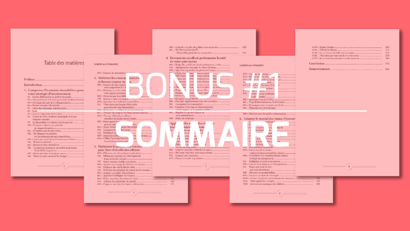 Bonus1-107-Principes-Immobiliers-Sommaire